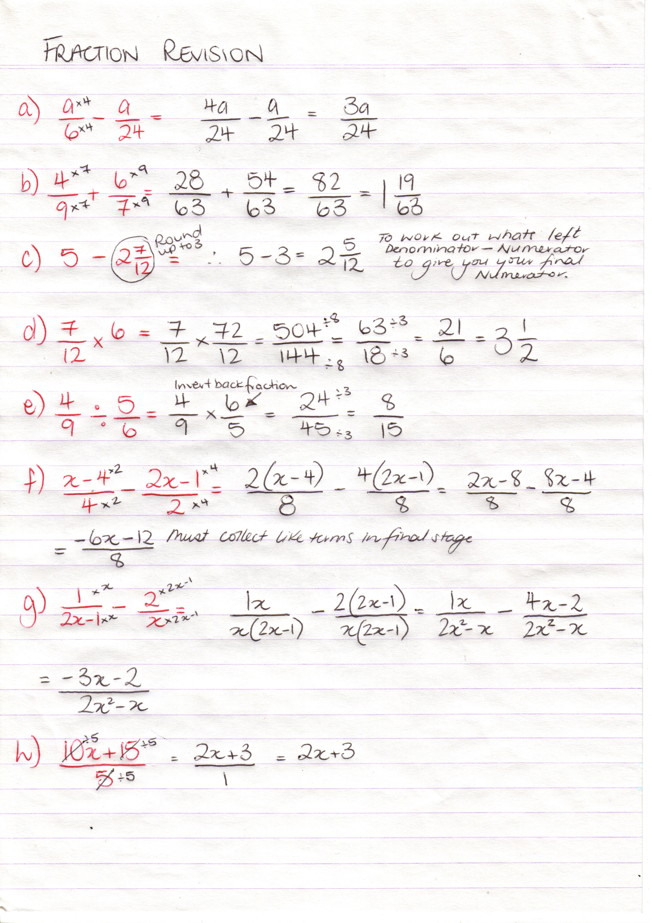 Year 10 Maths Miss Hudsons Maths – Year 10 Maths Worksheets